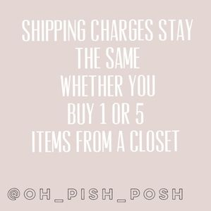 Other - POSH TIP